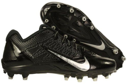Nike Men's Alpha Pro TD Black/Metallic Silver 579545-002 ... https