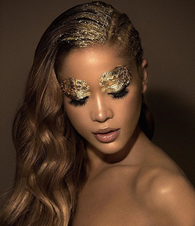 BLUSHO blog: Pat McGrath's Gold001 Is Coming And Gives Us Gold Inspiration