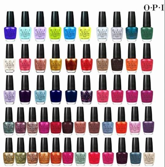 Opi Shellac Nail Colors New 17 Best Images About Swatch Color Charts Nails On#charts #color #colors #images #nail #nails #opi #shellac #swatch