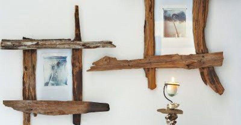 Marcos de cuadro ecológicos | ไม้เก่า | Pinterest | Marcos de ...