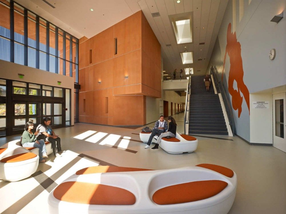 Los Angeles Mission College PE And Fitness Center Cannon Design