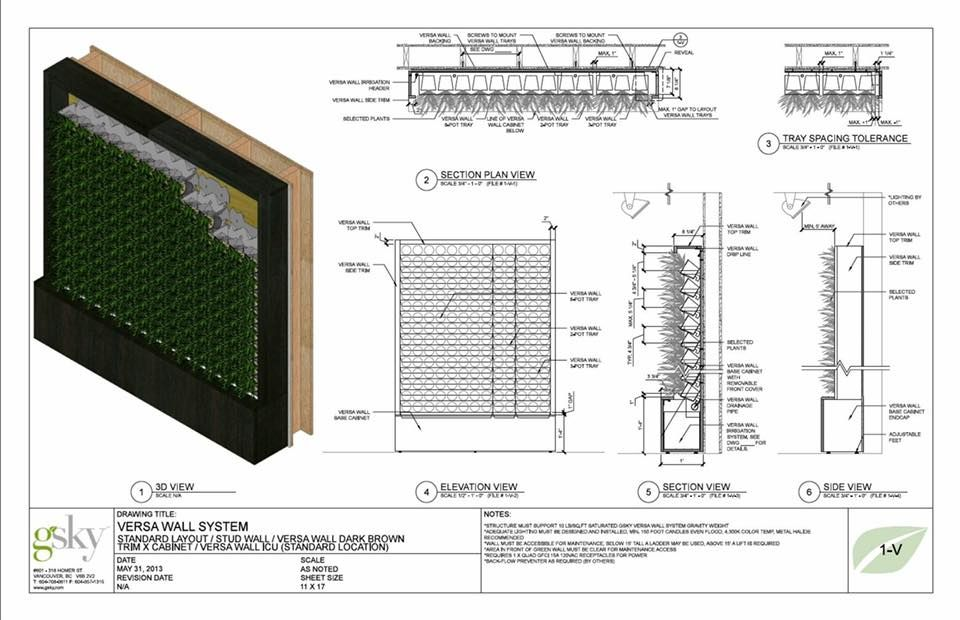 vertical garden image by sketchdesign auh on green roofs on construction wall structure general info id=16999
