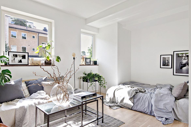 Tiny Charming Stockholm Studio Daily Dream Decor Bloglovin