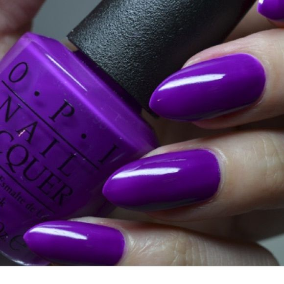 ISO This Neon Purple OPI Nail Polish For A Fair Cheap Price Makeup