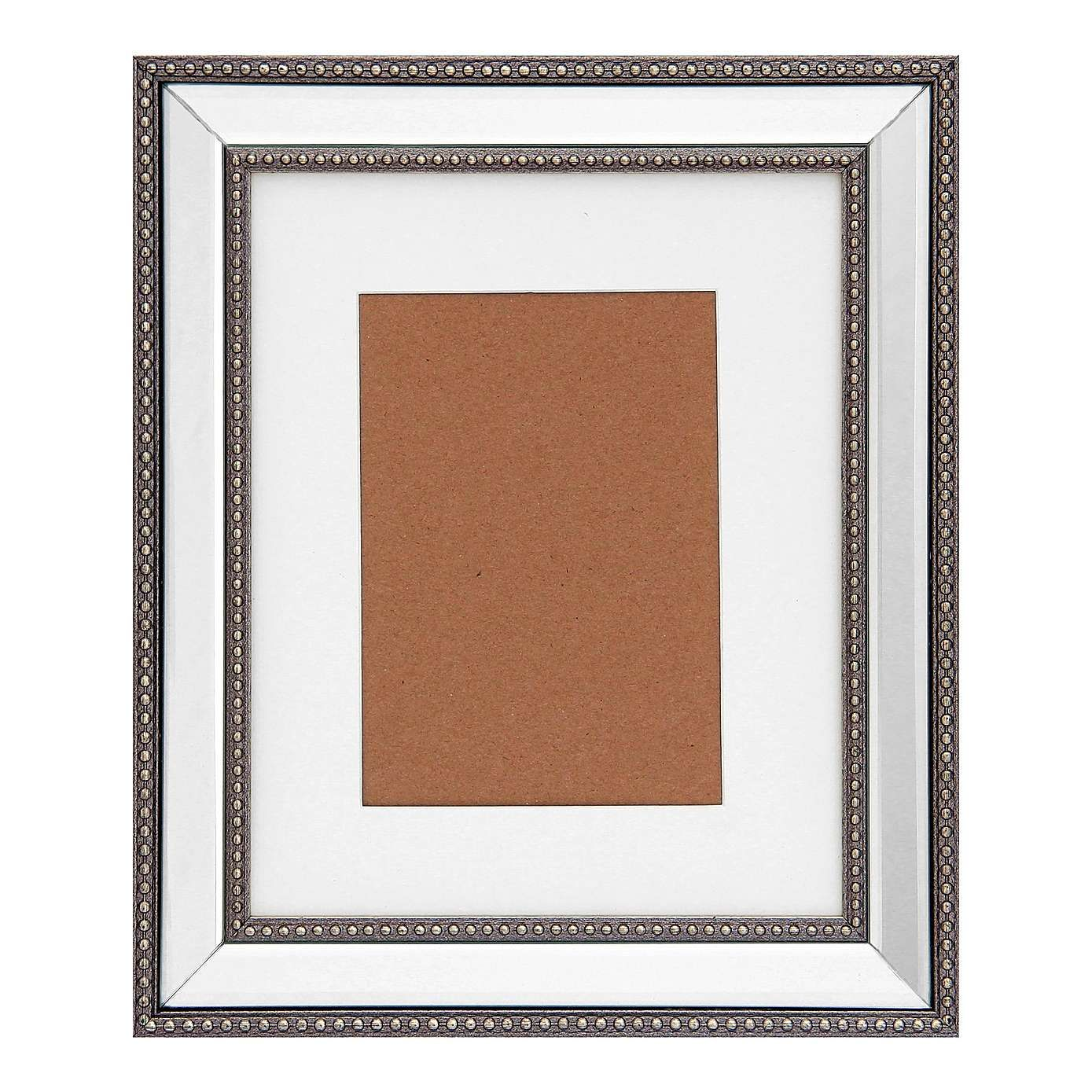 Mirrored Picture Frames Dorma Champagne Mirrored Photo Frame 6 X 4 15cm X 10cm