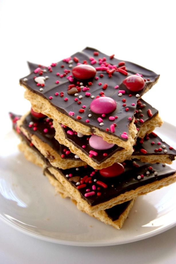 Valentine S Day Chocolate Bark Recipe For My Sweet Tooth