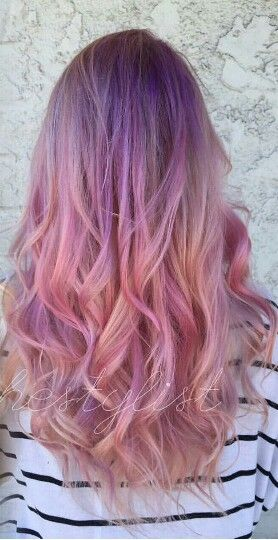 43+ Baby pink and lilac hair trends