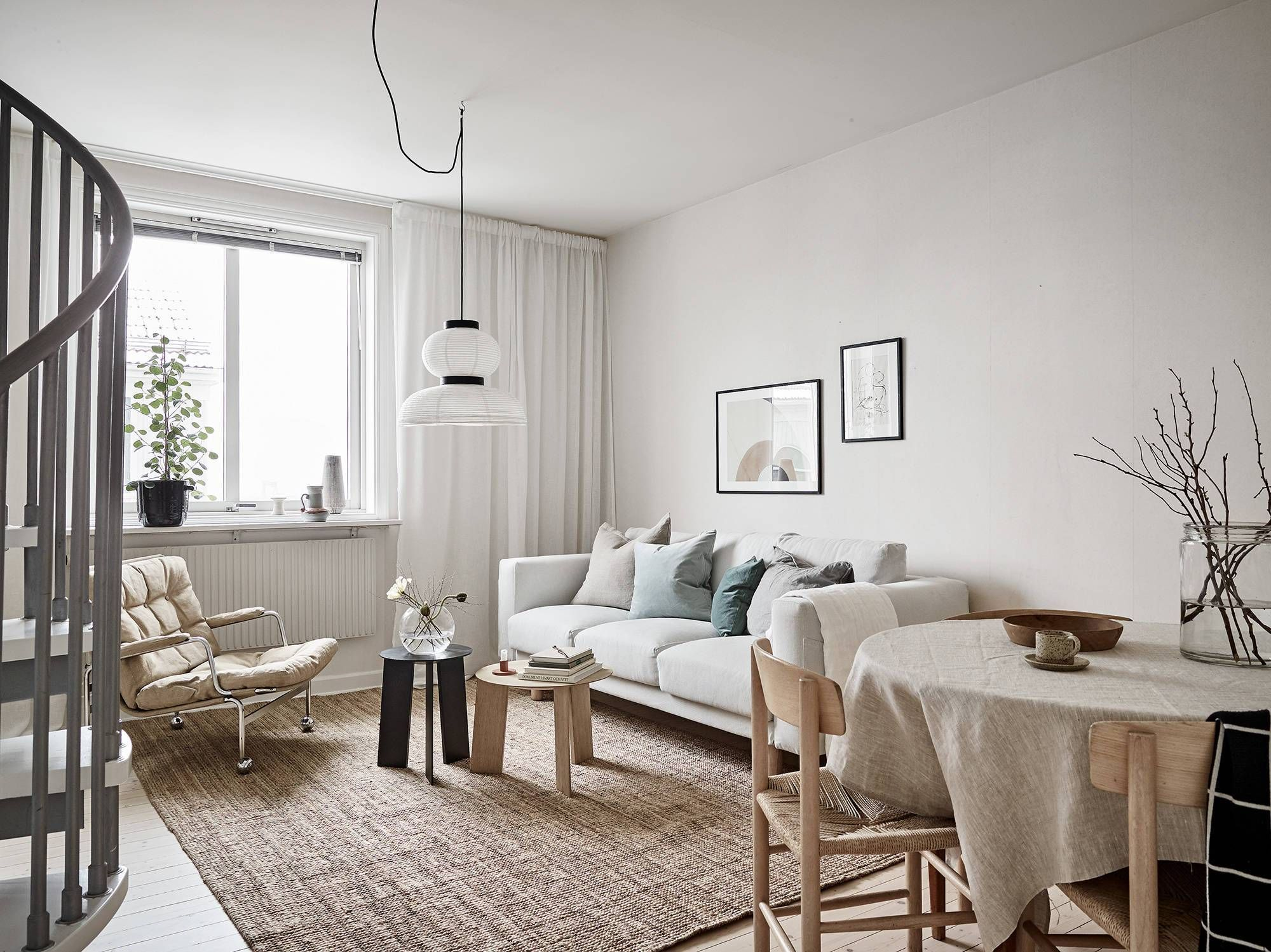 Get The Look Living Room In A Warm Palette