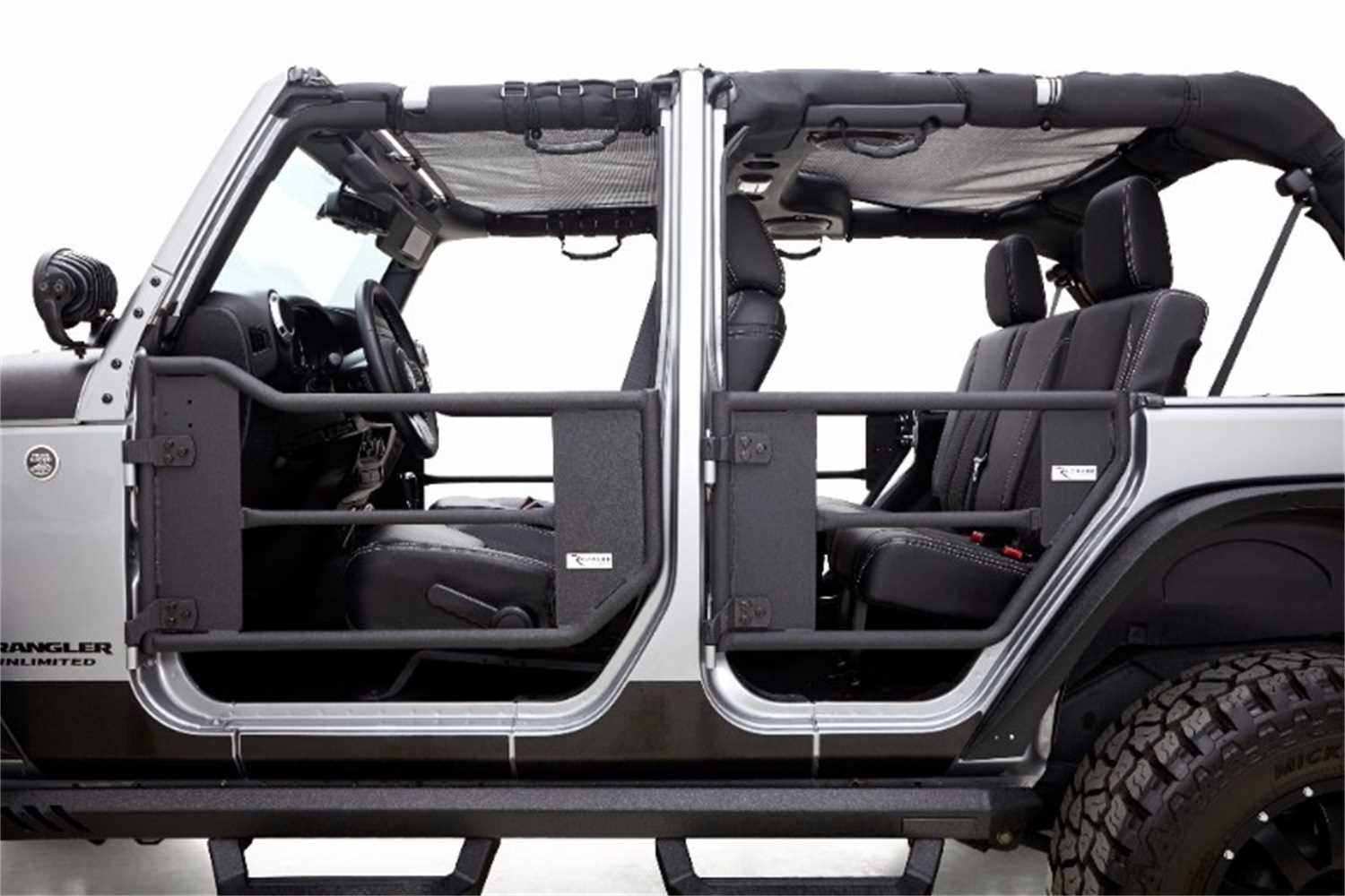 Trail Doors - Fits 2007 to 2017 JK Wrangler Unlimited and Rubicon Unlimited 4-door & Trail Doors - Fits 2007 to 2017 JK Wrangler Unlimited and Rubicon ... Pezcame.Com