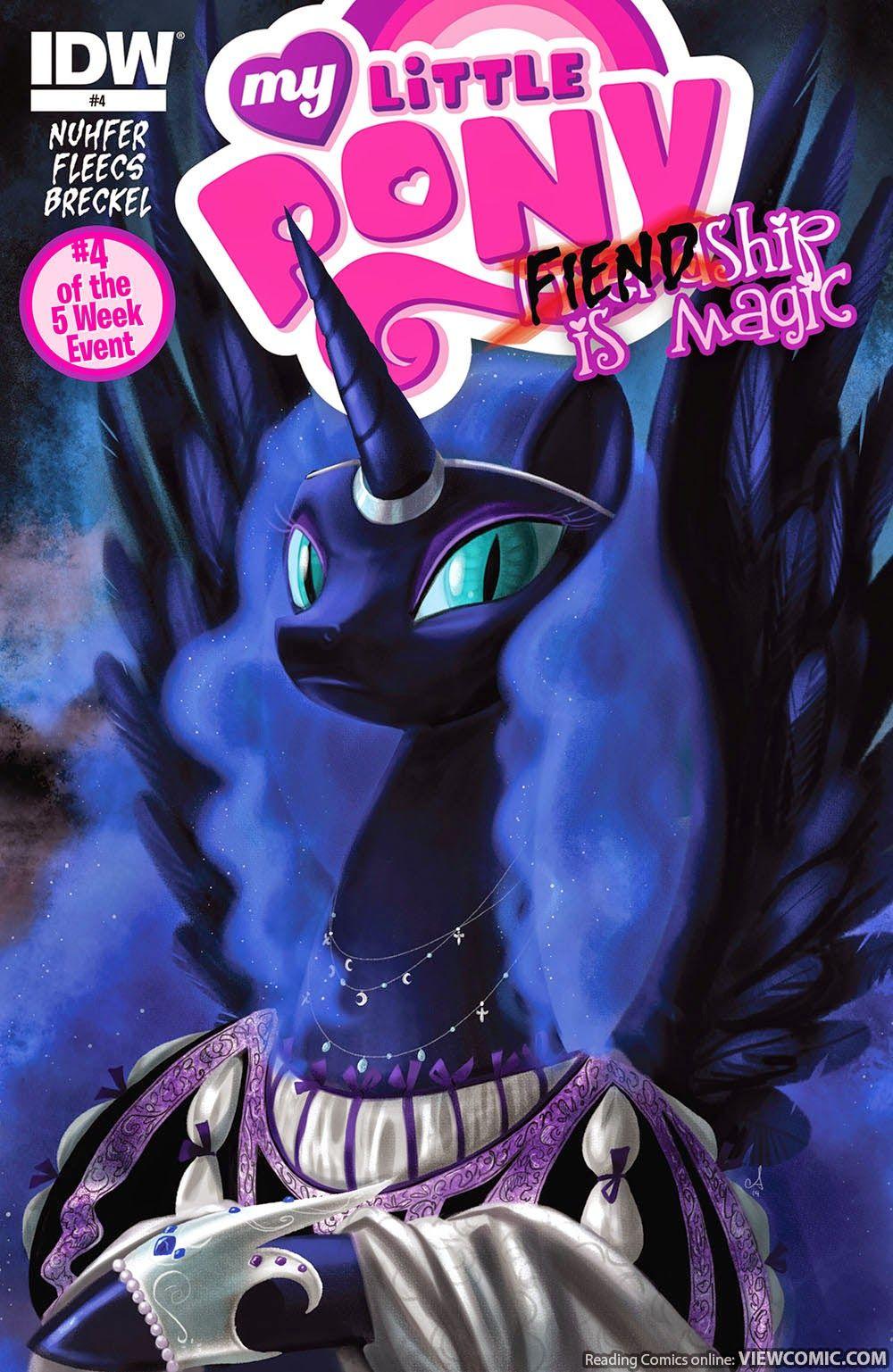 My Little Pony – FIENDship is Magic – 004 Nightmare Moon