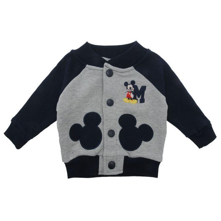 Disney Mickey Mouse Baby Jacke. Süßes Jacke von Disney aus England. Disney Mickey Mouse England. Neuware aus England von Disney. Baby Jungen Jacke im Baseball Stil. 0-3 months ( ca 56/62 ). 3-6 months ( ca 62/68 ). | eBay!