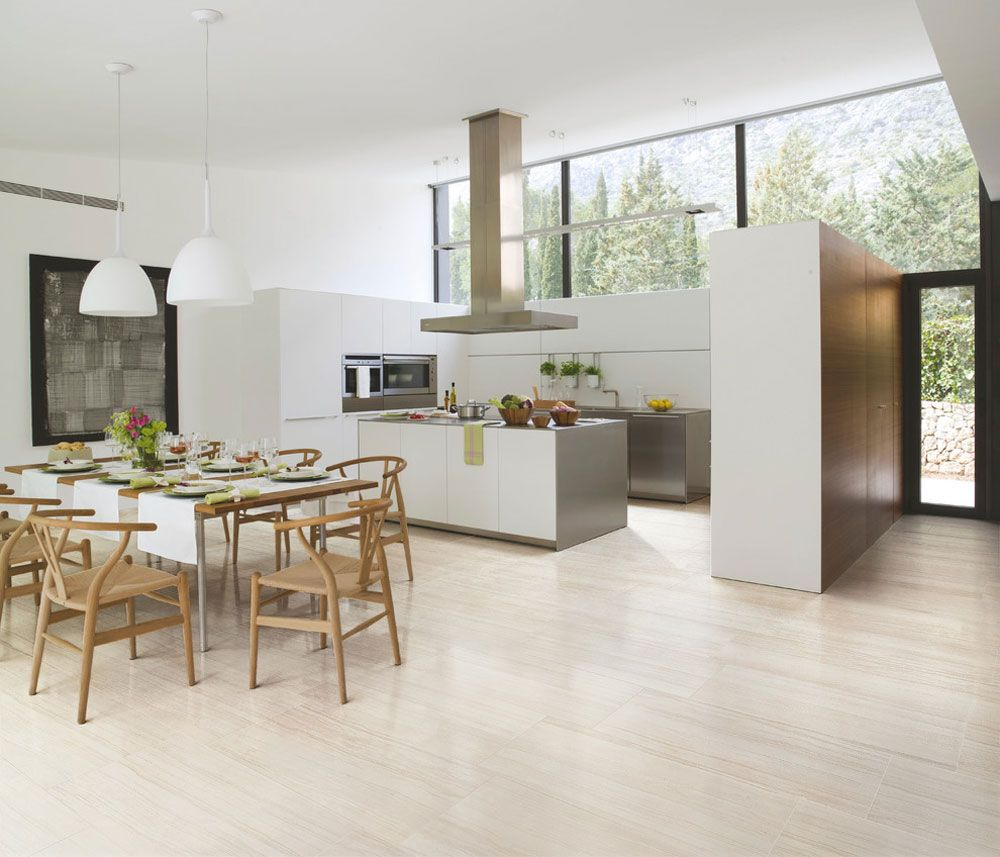 Modern Kitchen Flooring Options Pros And Cons 9