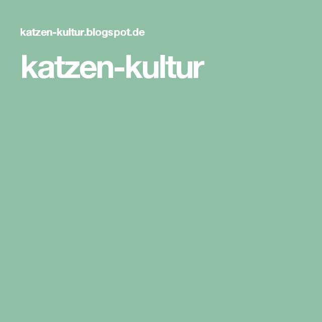 katzen-kultur