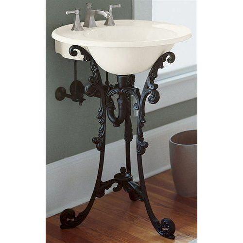 Kohler 2823 P5 Iron Works Historic Pedestal Bathroom Vanity
