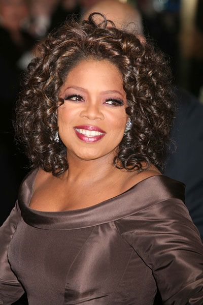 The Oprah Effect Curly Hair Styles Oprah Oprah Winfrey