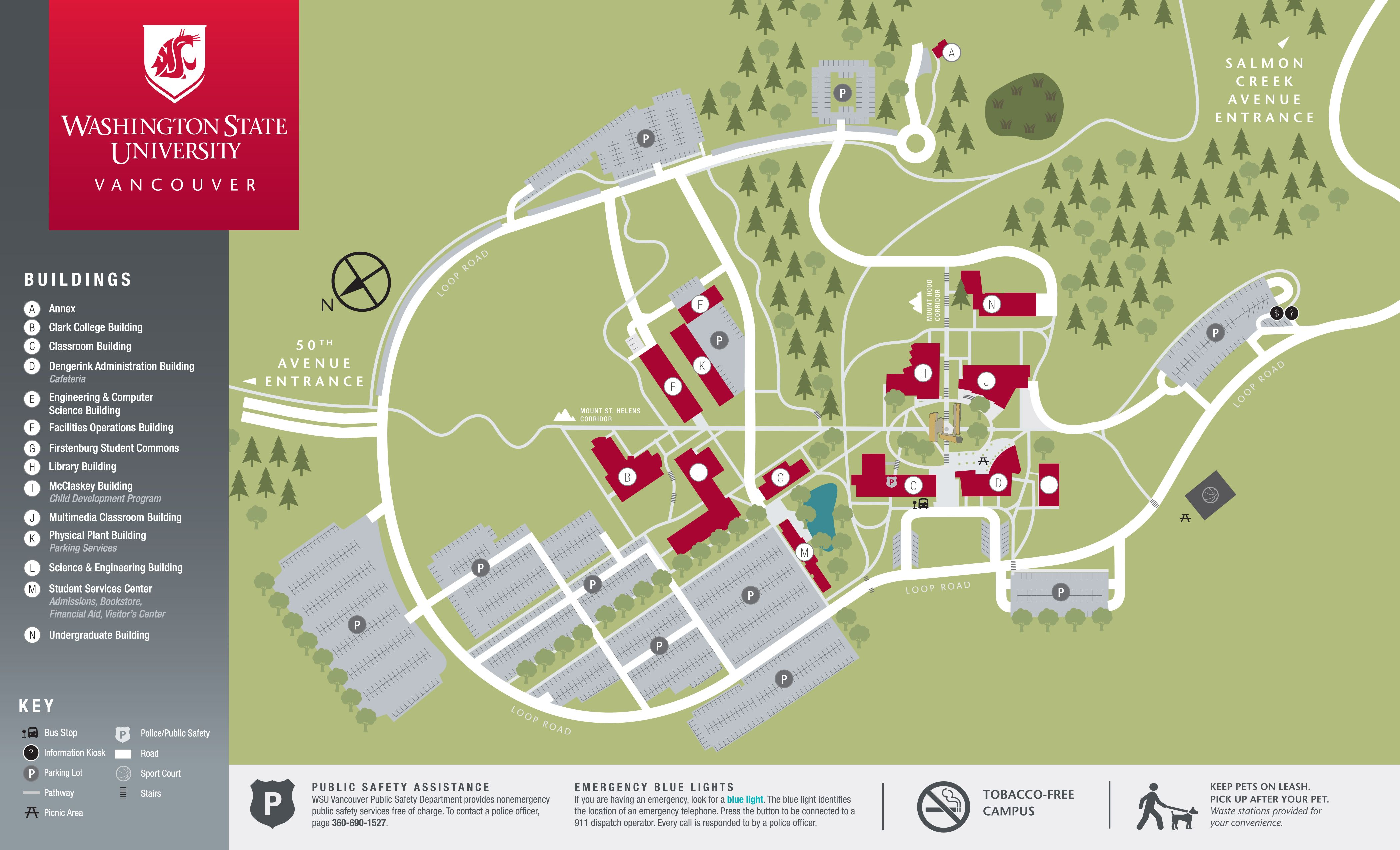Campus Map Campus And Mountains Pinterest Maps And Campus Map - Map of usc sunshine coast