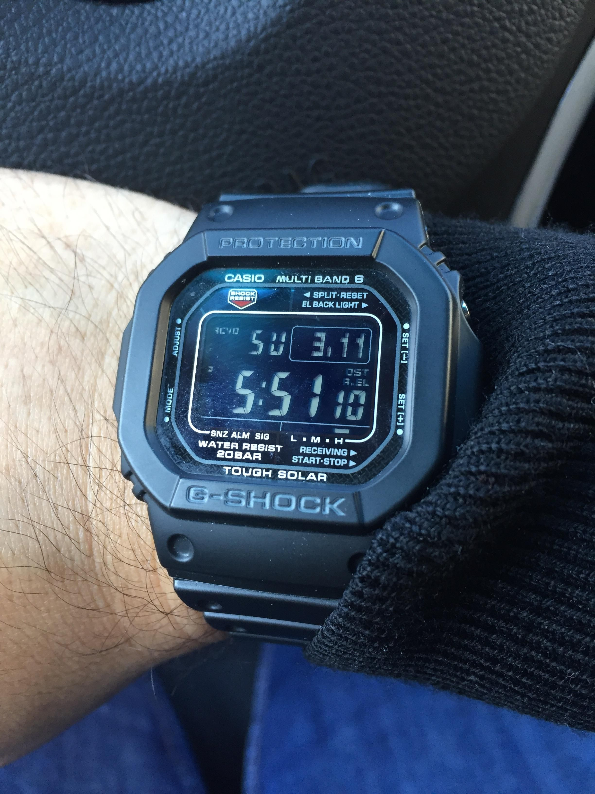 Pin by Mohammed Murtuza on G Shock Digital square watches