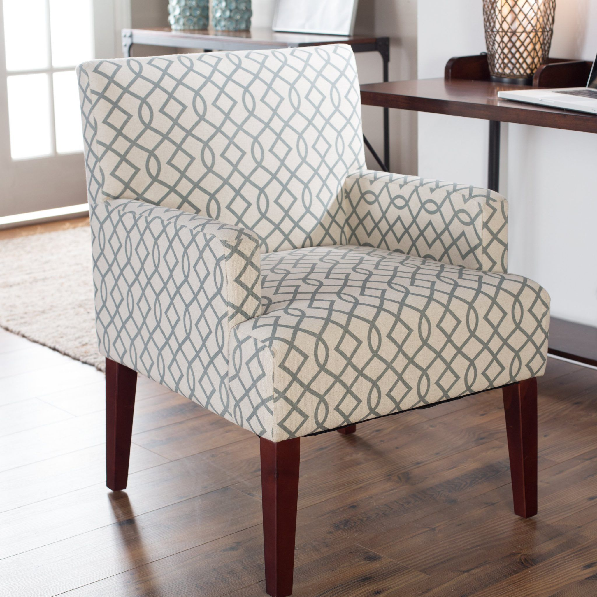 Best Accent Chairs With Arms For A Living Room Accent Chairs 400 x 300