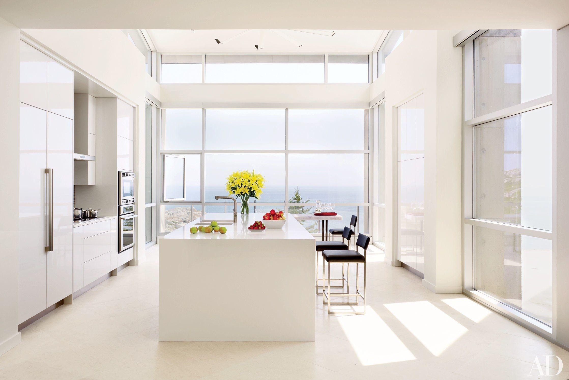 White Kitchens Design Ideas | Blanco y Cocinas