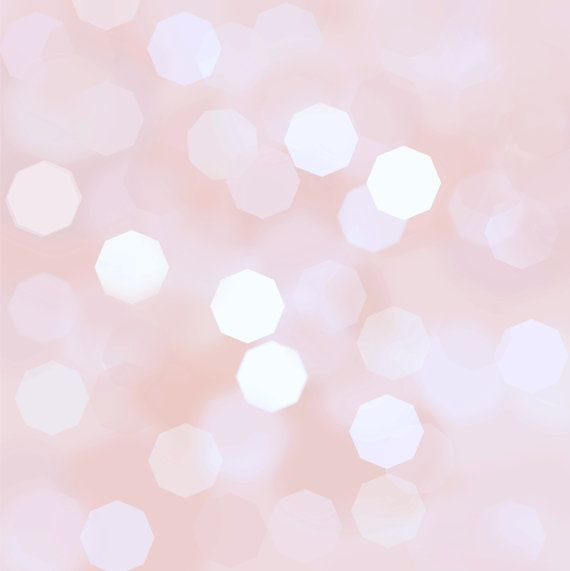 Pink bokeh background pastel baby pink 12 x 12 by for Baby pink glitter wallpaper