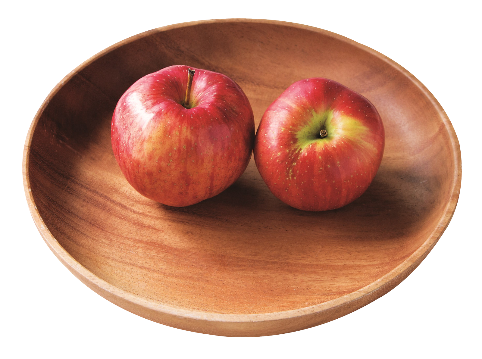 Two Red Apples In Plate Png Image Red Apple Apple Plate Png