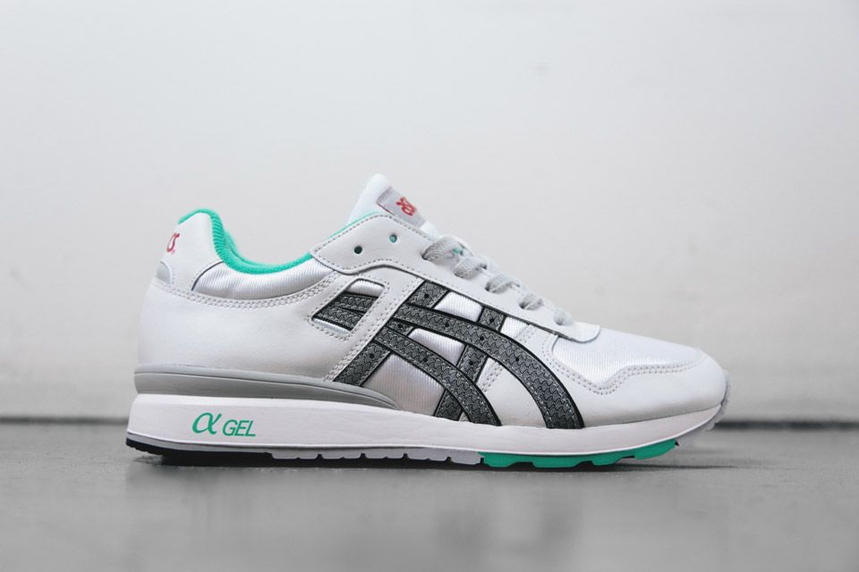 Asics Gel GT II granate