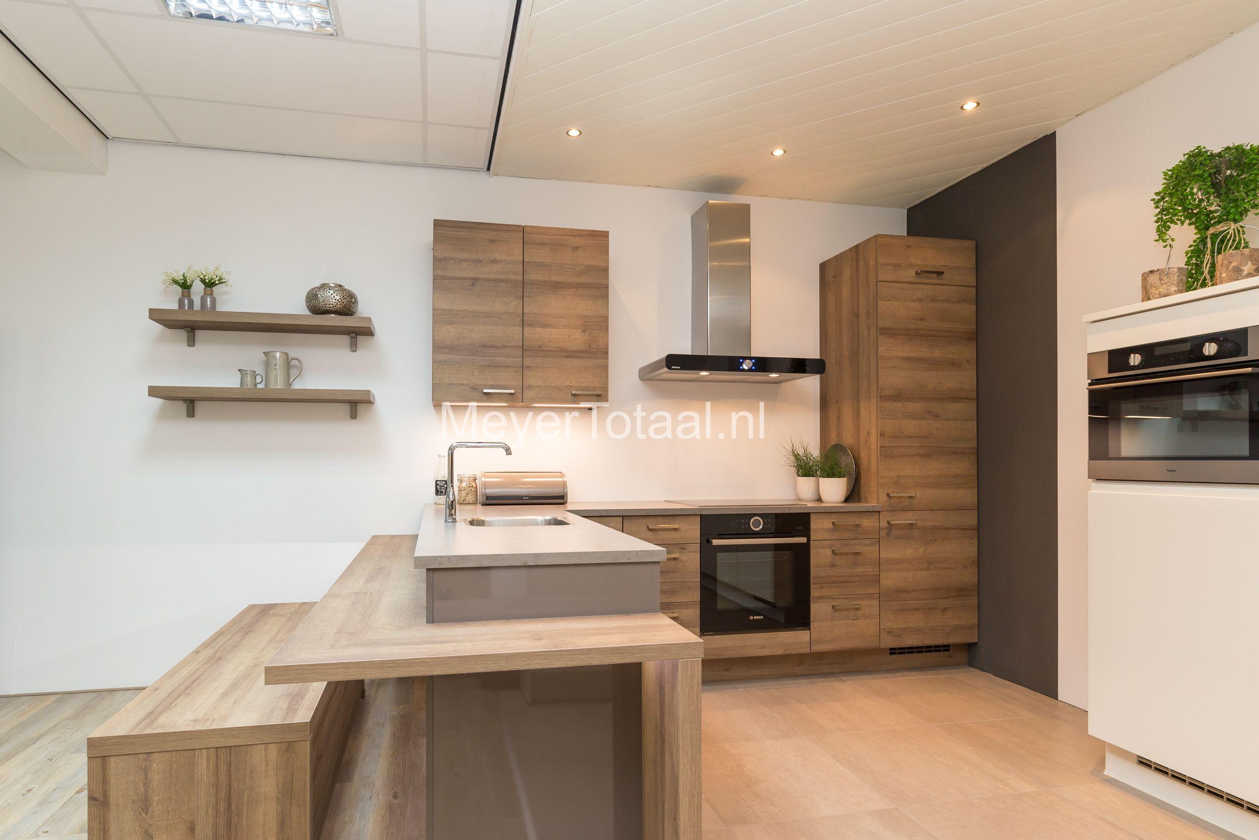 Keuken Met Zithoekje : Keuken i zithoek i design keuken interieur ideeën in