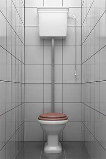 Modern Version Of High Tank Toilet Low Flow Toilet Toilet