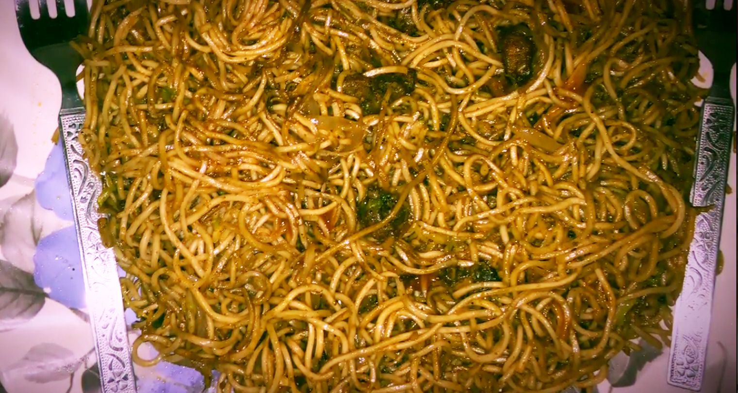 Chicken Chow Mein By Nantu Dutta On Indian Bites Chow Mein