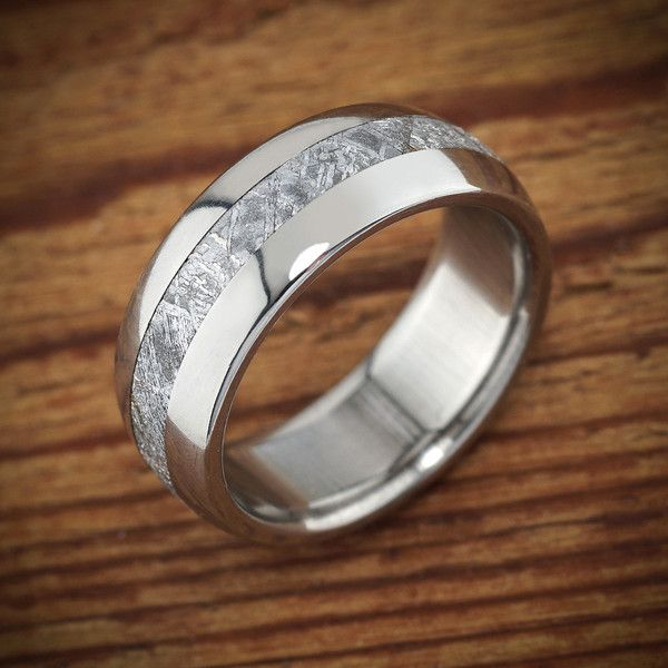 Meteorite Ring By Spexton Jewelers Unique As A Men S