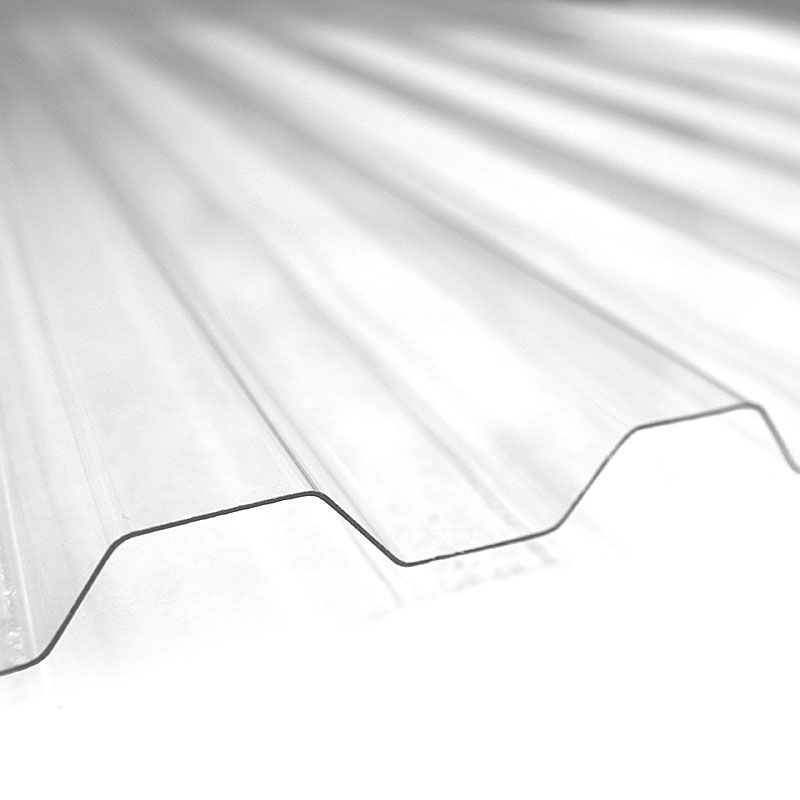 Clear Corrugated Polycarbonate Plastic Roofing Corrugated Plastic Corrugated Plastic Roofing