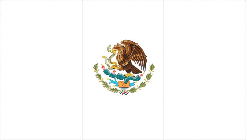 Resultado De Imagen Para Bandera De Mexico Para Colorear