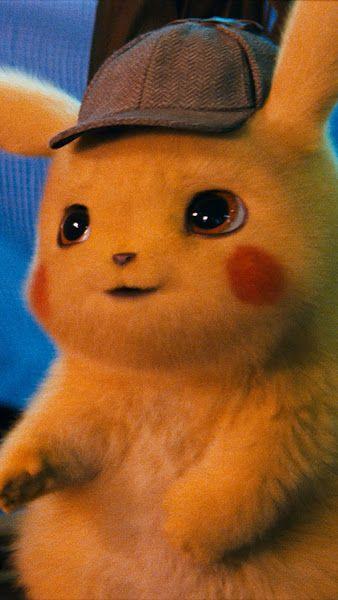 Ultra Hd Pokemon Detective Pikachu Wallpaper