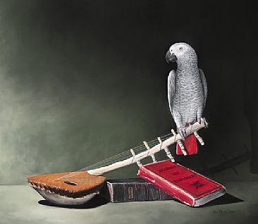 Kelly Dodge Bird Artwork Bird Animals