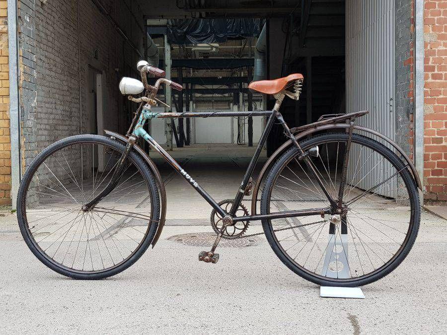 Vintage Und Oldtimer Fahrrad Shop Past Bikes Vintage Fahrrad