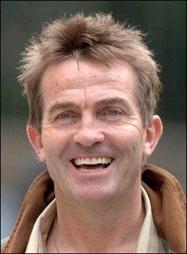 Bradley Walsh is a British entertainer, actor, television presenter
