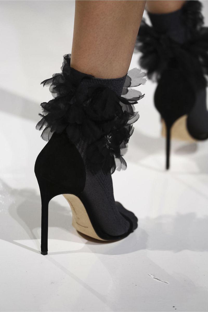 Кожаные сапоги Lou на устойчивом каблуке | Каблуки, Сапоги