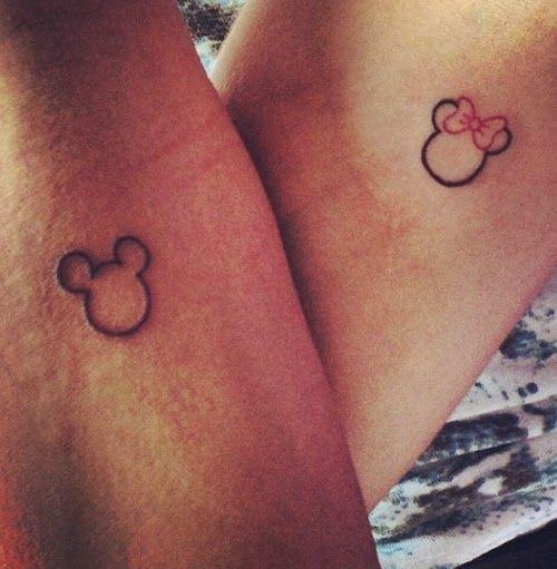 Tattos Para Enamorados 2 Tatoo Tattoos Matching Tattoos Y