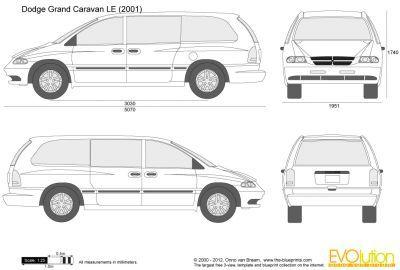 Dodge Grand Caravan Le