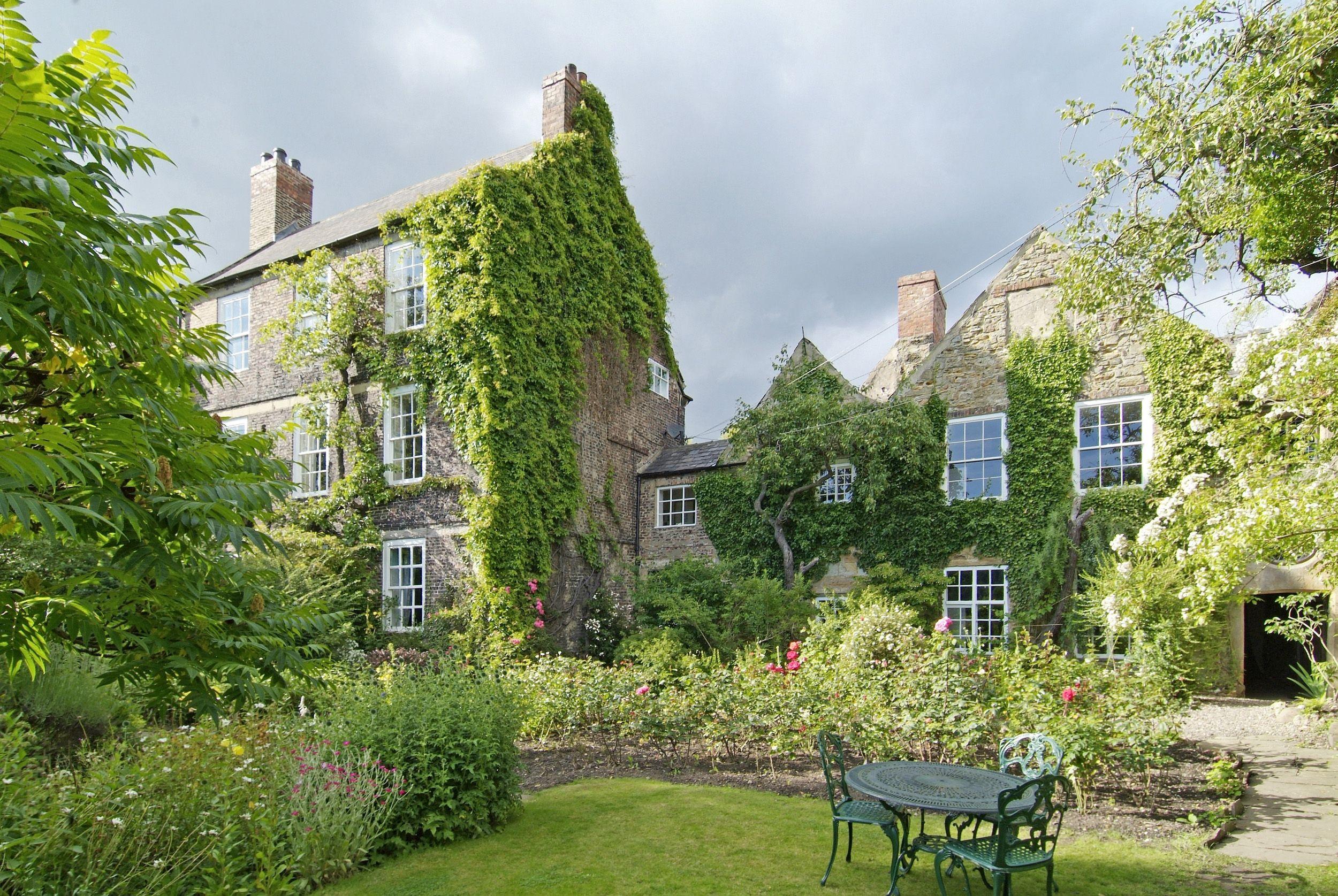 13th Century Crook Hall And Gardens Durham Travels Pinterest