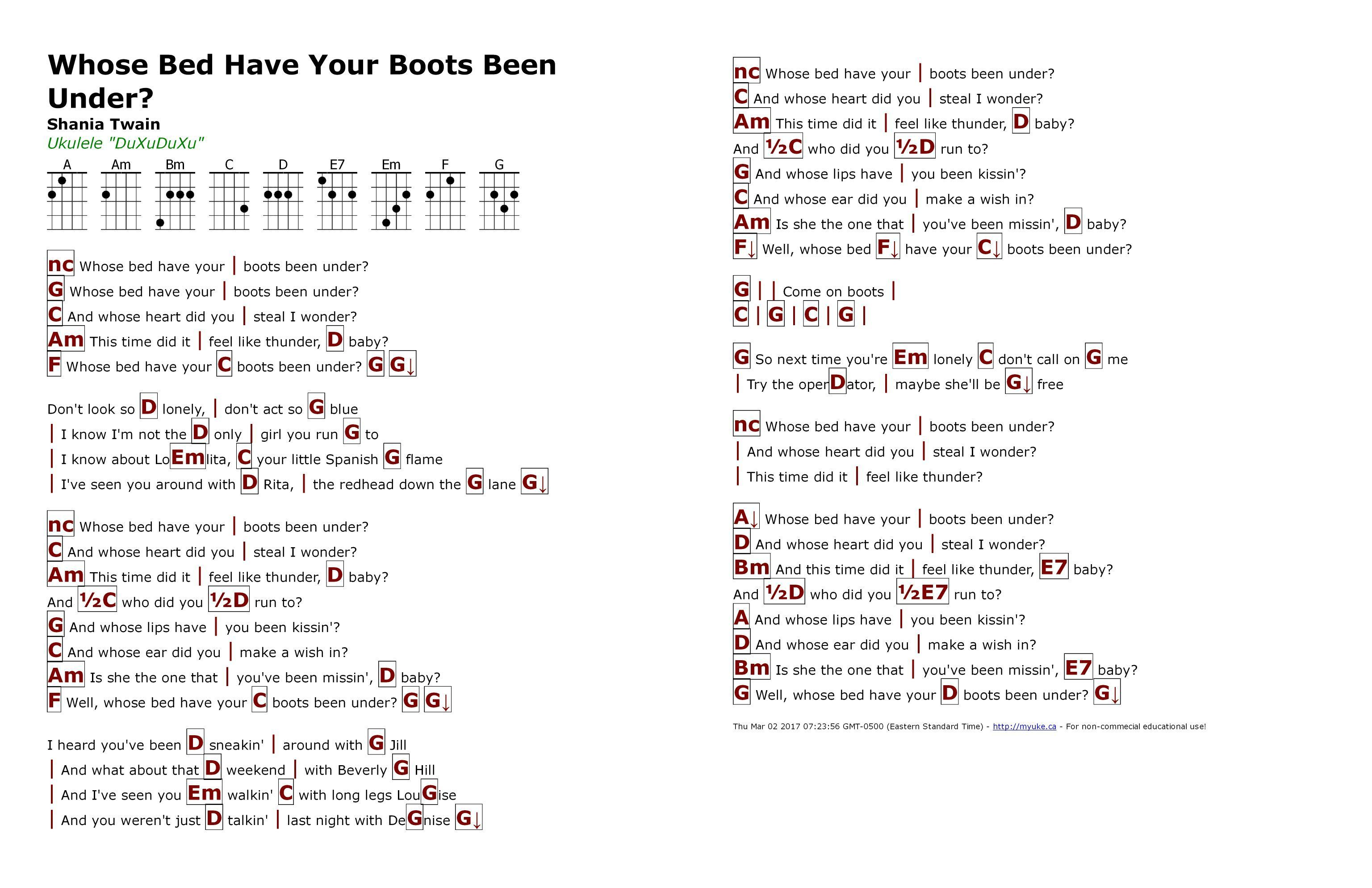 Sweet Home Alabama Chord Chart Strum Pattern With Sweet Home