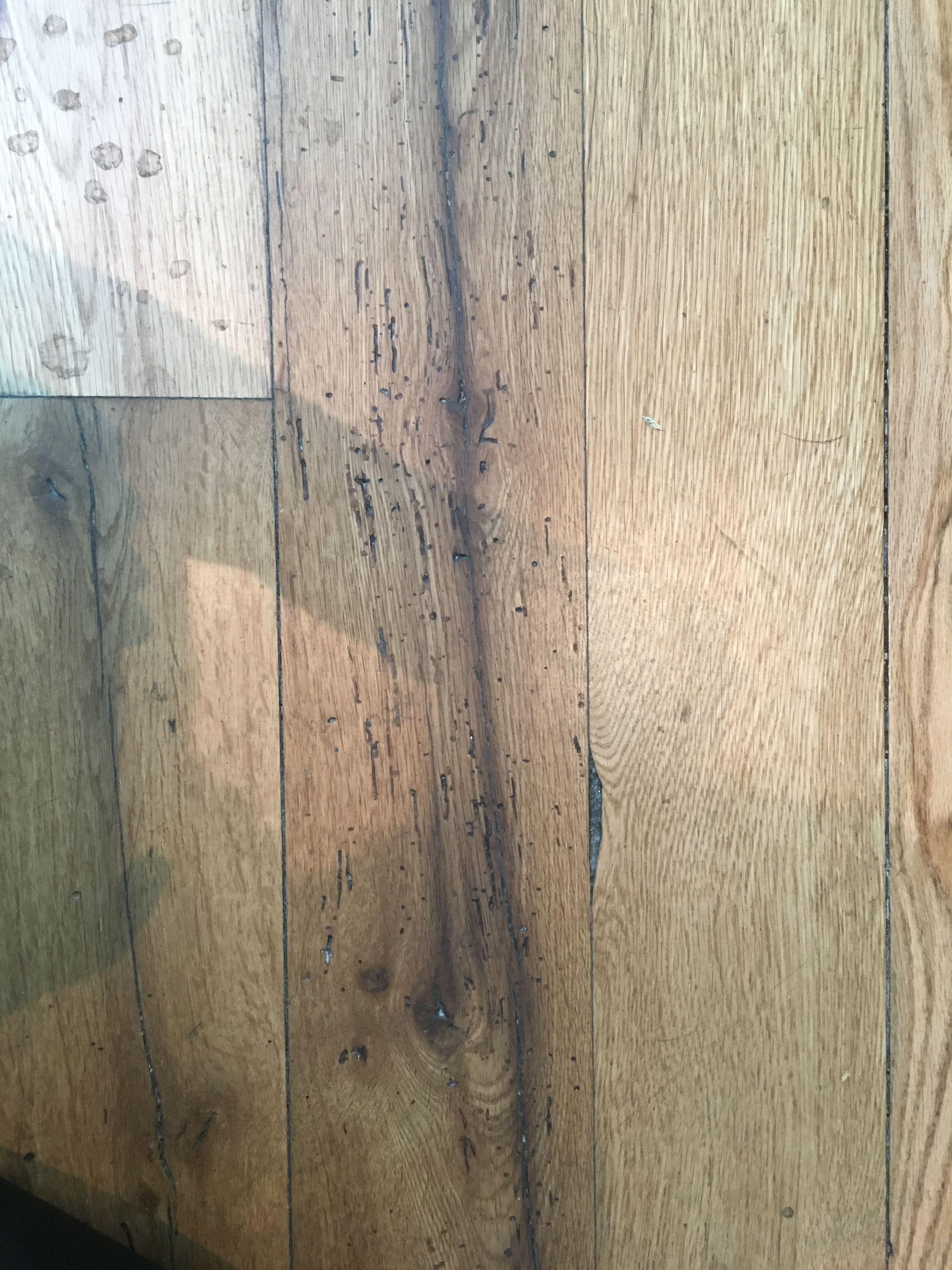 Flooring at JW Marriott. Distressed. Flooring, Hardwood