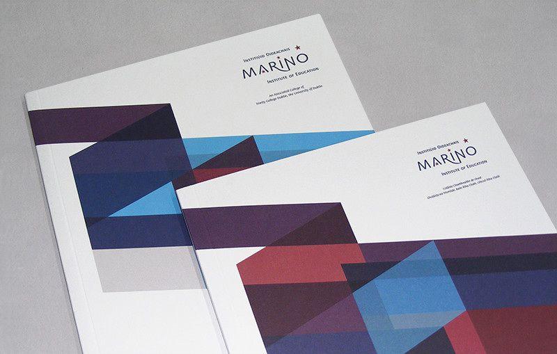 Marino Institute of Education Strategic Plan ~Aine Cassidy #design #cover