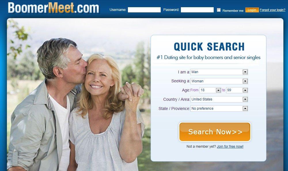 Senior dating agency login