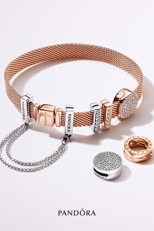 Personalise your style with Pandora Reflexions. | Pandora bracelet ...
