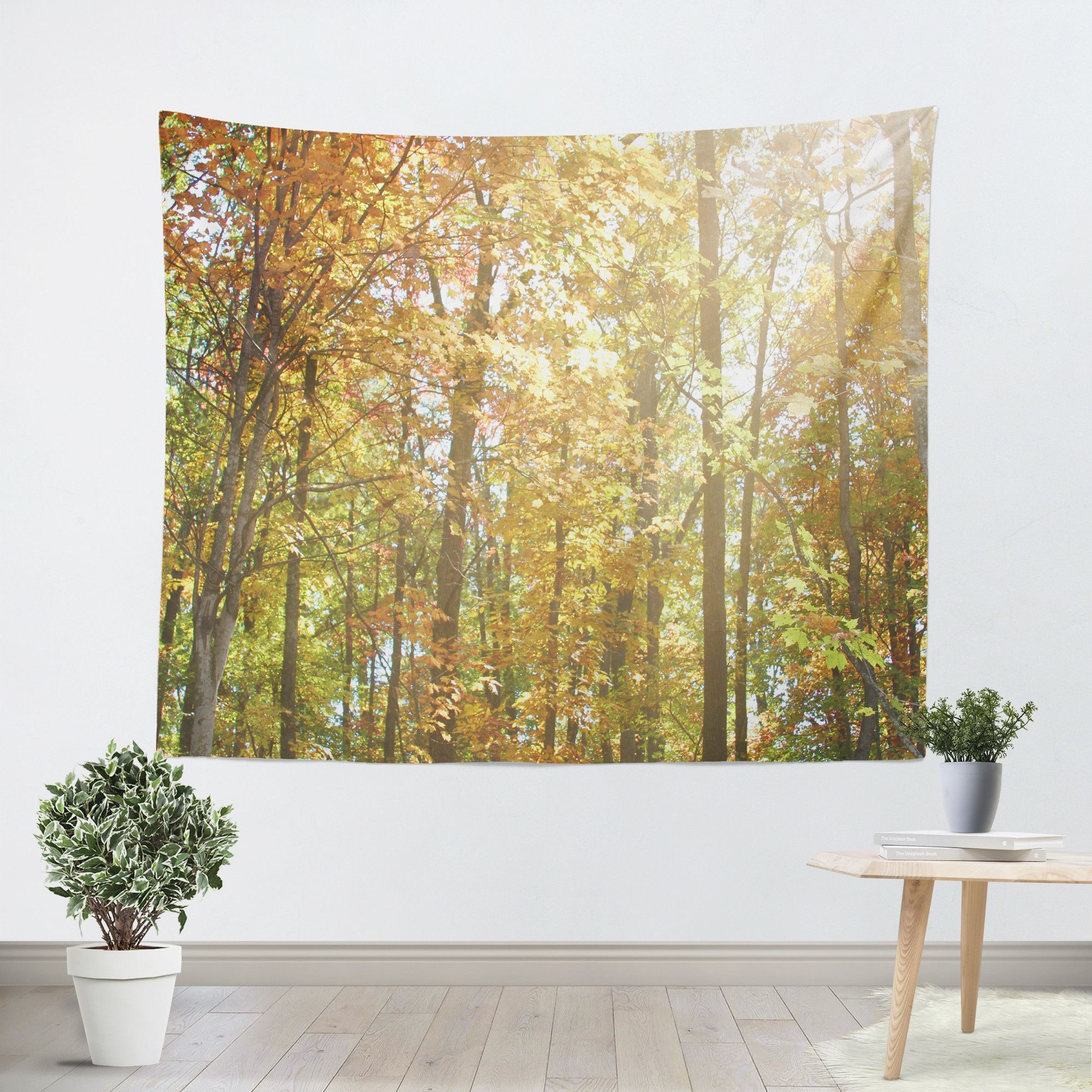 Autumn Light 2 Tapestry | Tapestry, Wall tapestries and Autumn