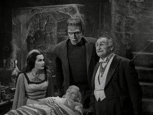 the munsters episode 12 the sleeping cutie - Munsters Halloween Episode