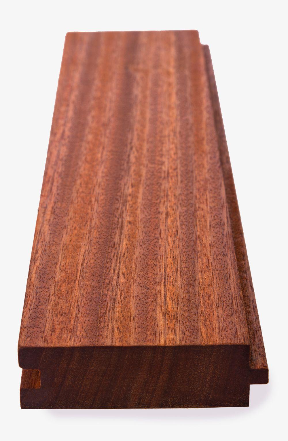 Batu Hardwood Tongue and Groove Porch Flooring by Nova USA
