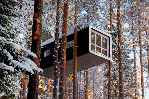 The Most Secluded Hotels In The World Minimal Architecture - The 10 most secluded hotels in the world