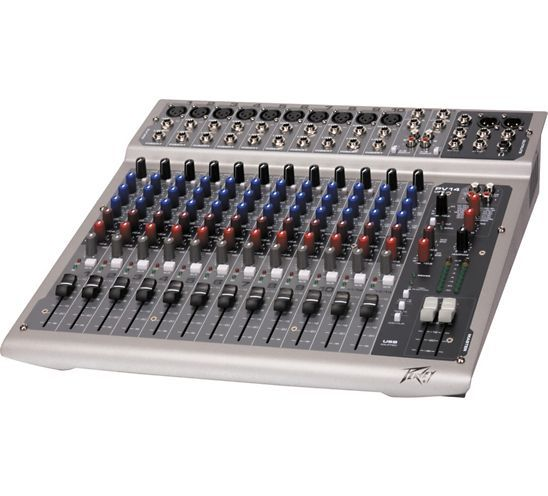 Peavey PV14 USB 14-Channel Mixer with Digital Output and Effects
